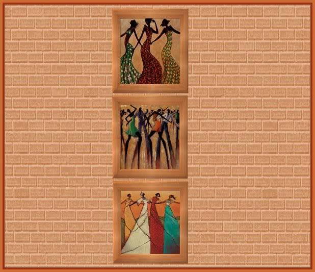 Monica Stewart Art Trio @ Basic...for Sims MonicaStewart3_Hunter