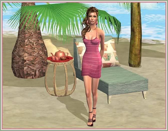 "Sim Model ""Piper"" @ Inspiring Sims Piper_Body"