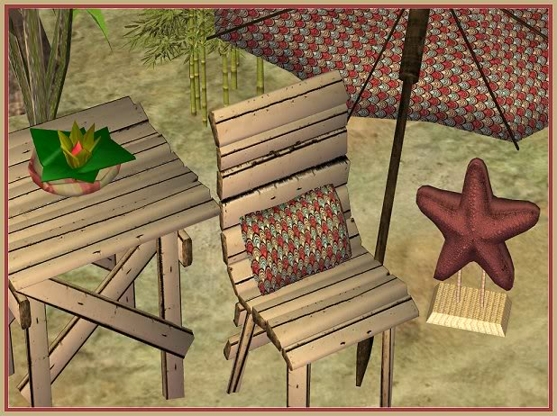 Ramshackled Beach Set @ Basic ... for Sims RamshackledBeachSet-closer