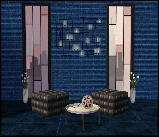 Eddie's Loft Brick Walls @ SIMply Edward - Now available HERE! SIMplyDeepDenim-ingame
