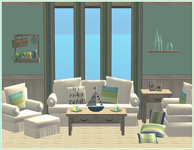 Seascape Living @ Anno Sims - Now available HERE! SeascapeLiving1_forAnnoSims_Sugah