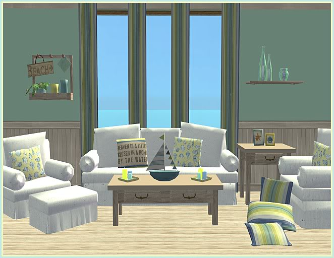 Seascape Living @ Anno Sims - Now available HERE! SeascapeLiving2_forAnnoSims_Sugah