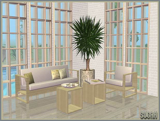 Clio Living @ Simtopia - Now available HERE! Sugah_ClioLiving_Simtopia