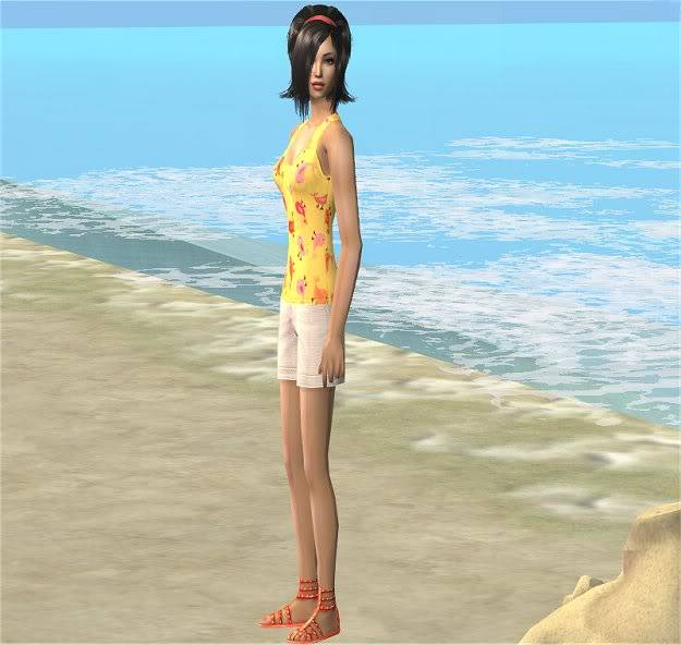 Sugah's Sim Antics - Page 2 NikkiNolan_FirstBeachResident