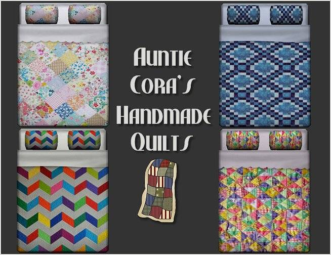 Sugah's Place is celebrating our Senior and Teen Sims! AuntieCorasHandmadeQuilts_zps0ed84d77