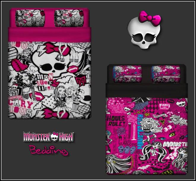 Archived 2014 Sugah's Place Updates - Page 4 MonsterHighBedding_zpscc6637b5