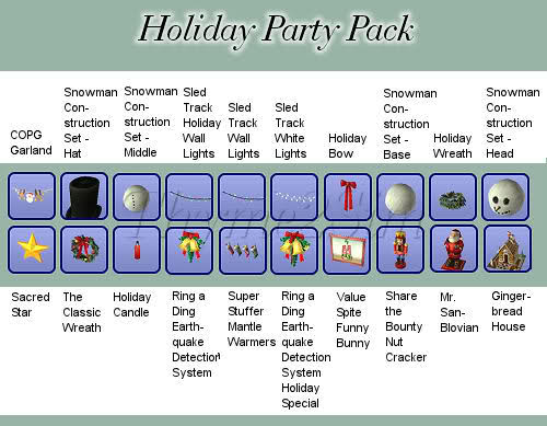 Happy Holiday/Holiday Party SP 33vm5vn