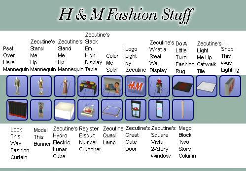 H & M Fashion SP Am5xk8
