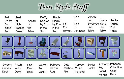 Teen Style SP Oa4to9