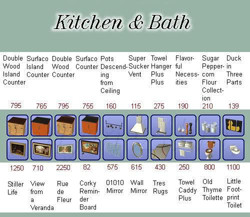 Kitchen & Bath SP Orrq06