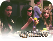 Pretty Little Liars Afiliados