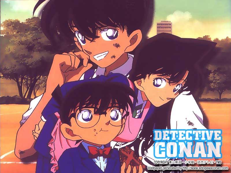 CONAN WALLPAPER Conan069