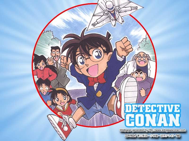 CONAN WALLPAPER Conan074
