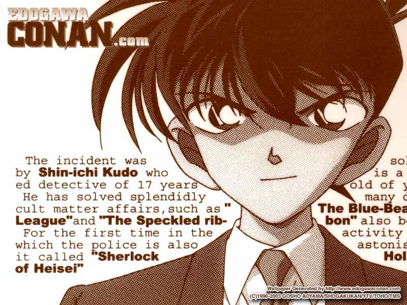CONAN WALLPAPER Conan176