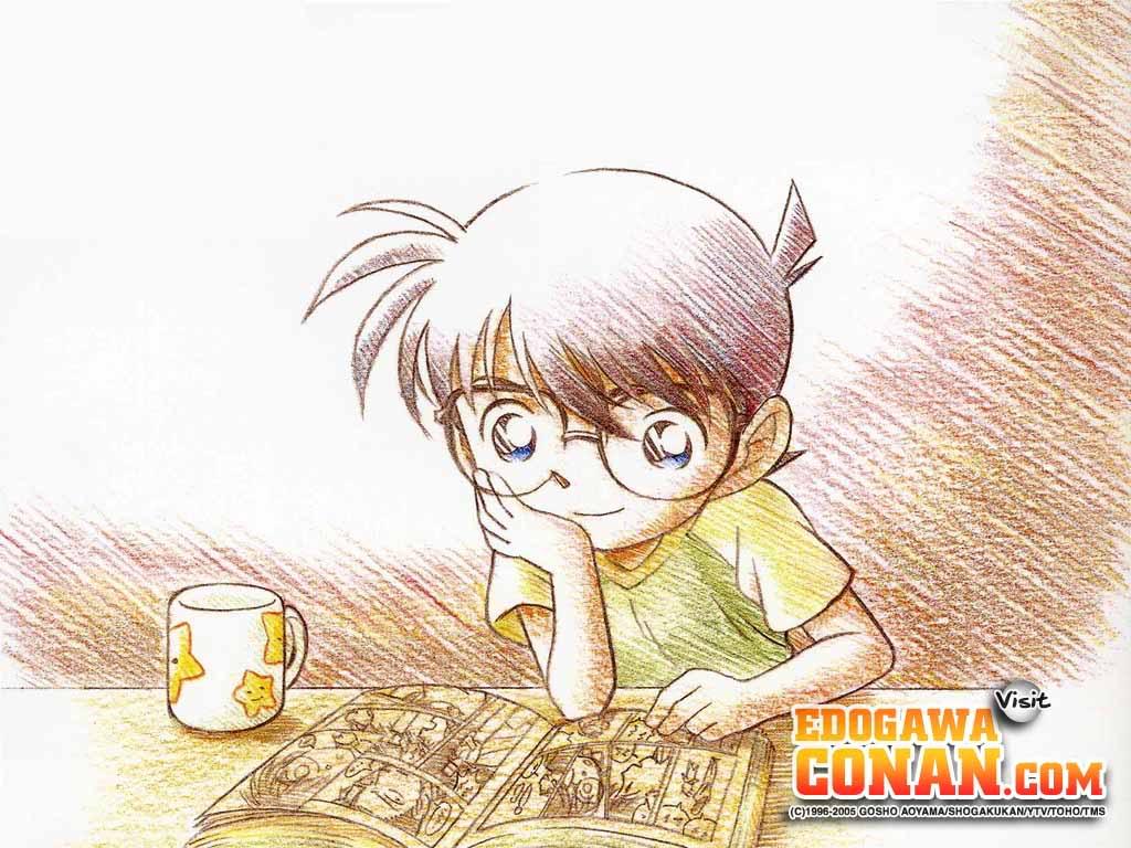 CONAN WALLPAPER Conan257