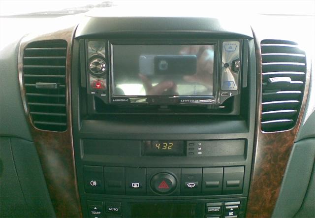 Kia Sorento 2.5 CRDI 16v 4WD EX Top  - O frigorifico grande do Amalucado - Página 2 002_Inspecao_audio