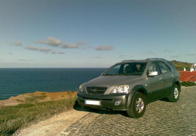 Kia Sorento 2.5 CRDI 16v 4WD EX Top  - O frigorifico grande do Amalucado 05_Facho