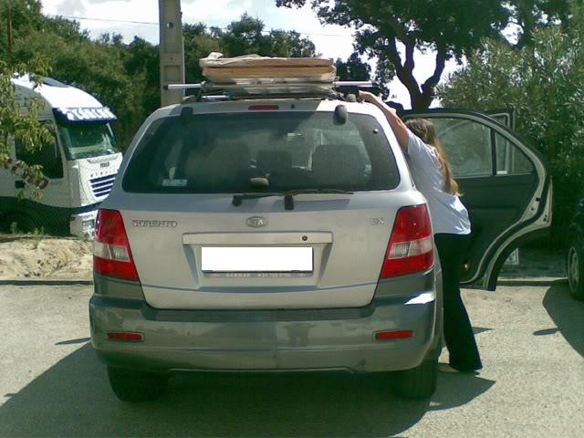 Kia Sorento 2.5 CRDI 16v 4WD EX Top  - O frigorifico grande do Amalucado Faltaaltura