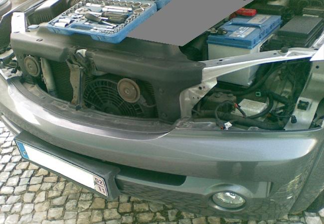 Kia Sorento 2.5 CRDI 16v 4WD EX Top  - O frigorifico grande do Amalucado IP_06