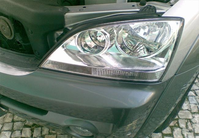 Kia Sorento 2.5 CRDI 16v 4WD EX Top  - O frigorifico grande do Amalucado IP_07