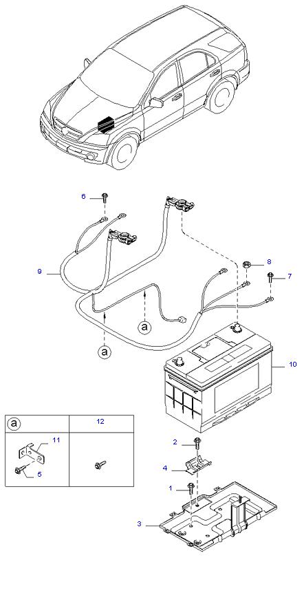 Kia Sorento 2.5 CRDI 16v 4WD EX Top  - O frigorifico grande do Amalucado Misc_04_1
