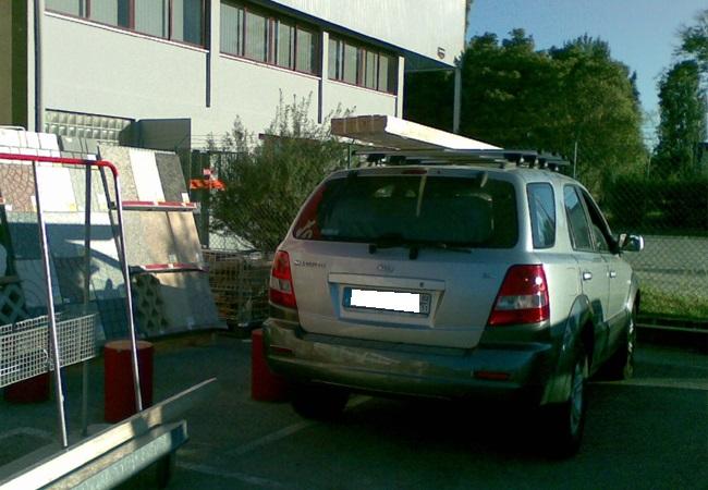 Kia Sorento 2.5 CRDI 16v 4WD EX Top  - O frigorifico grande do Amalucado Misc_08