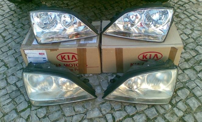 Kia Sorento 2.5 CRDI 16v 4WD EX Top  - O frigorifico grande do Amalucado PPIA_10
