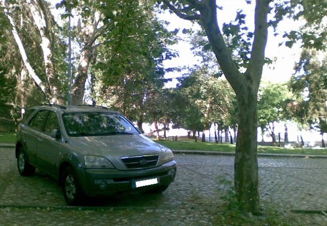 Kia Sorento 2.5 CRDI 16v 4WD EX Top  - O frigorifico grande do Amalucado PaSP_04-1