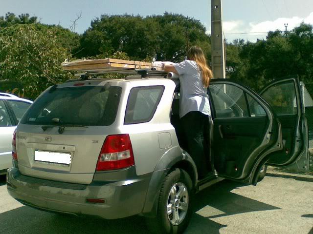 Kia Sorento 2.5 CRDI 16v 4WD EX Top  - O frigorifico grande do Amalucado Trepar