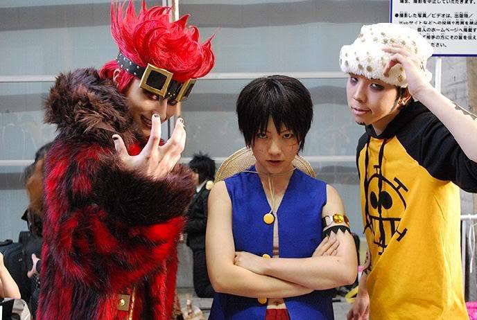 One piece One_piece_cosplay