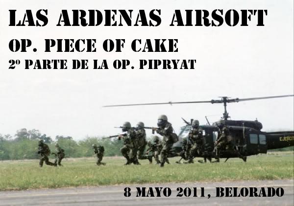 OP. Piece of Cake 08 Mayo 2011, Belorado, Burgos PIECEOFCAKE
