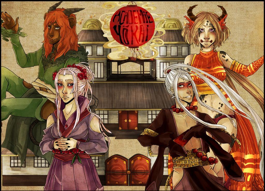 Academie-Yokai