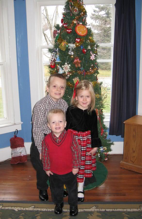 Christmas Kiddos ChristmasDay01