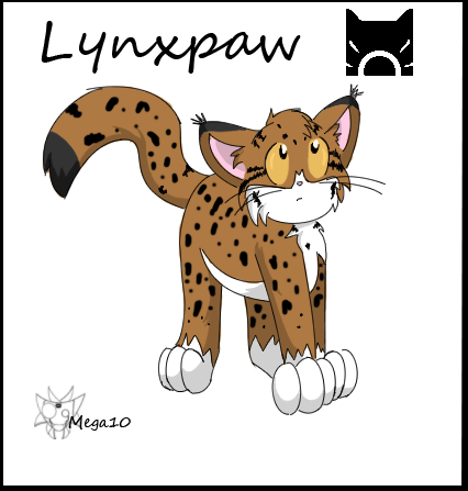 Mega10's Box Gallery of whatever she wants Lynxpaw