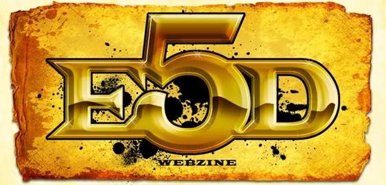 E5D Webzine Nº7 Ya esta AQUÍ! Blogtitulo1