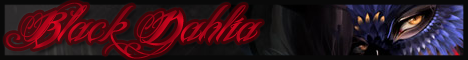 Le Palais de Divertissement Black Dahlia 46860pk
