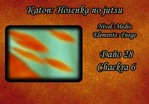 David VS Diego KatonHsenkanojutsu