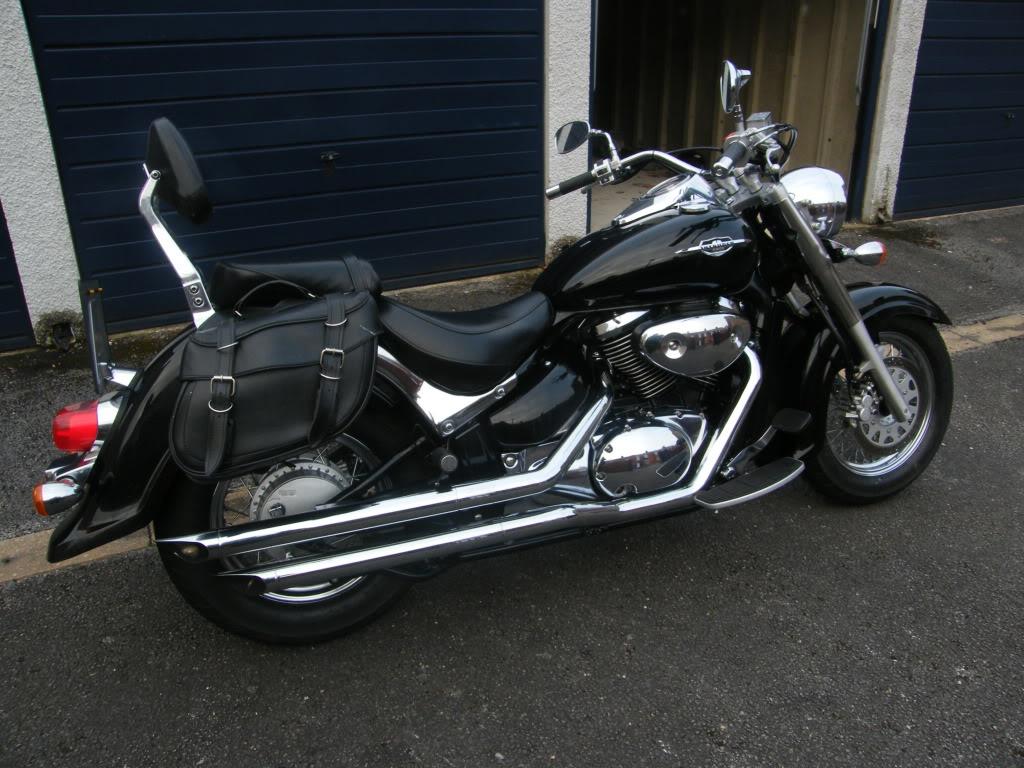 My ride ..........2005 Suzuki VL800 DSCF2153