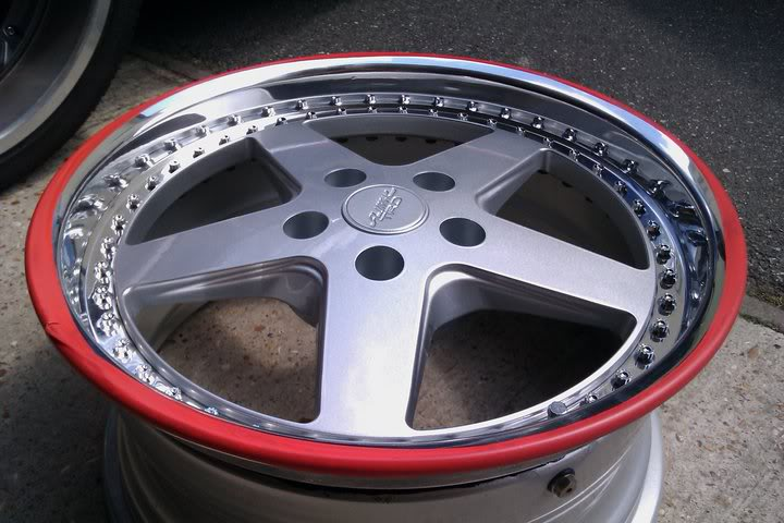 Refurbishing Our TRD Alumi K wheels,Pictures  Alumik1