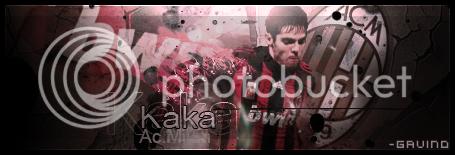 Kaka-Ac.Milan-Football Signatures Work