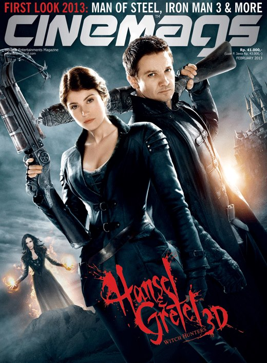 CINEMAGS #163 Hansel & Gretel Witch Hunters 305011_581316371885153_2031766153_n
