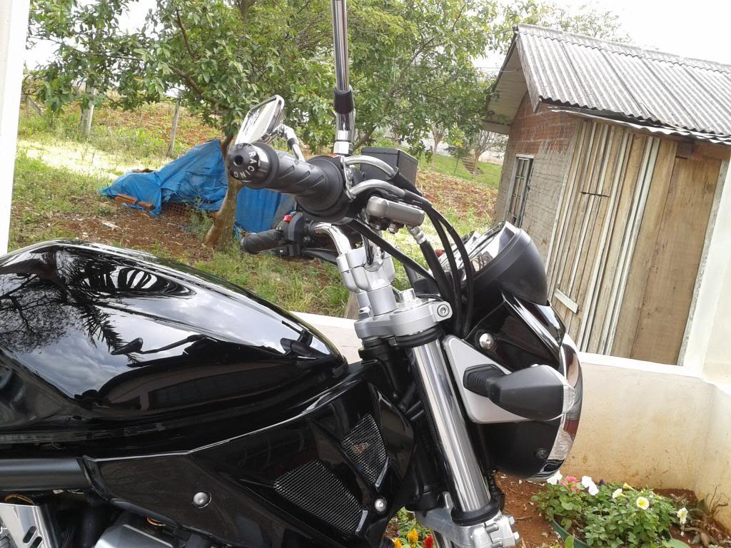 Alongando GUidão Bandit com Calço 2013-10-31120028_zps11deea83