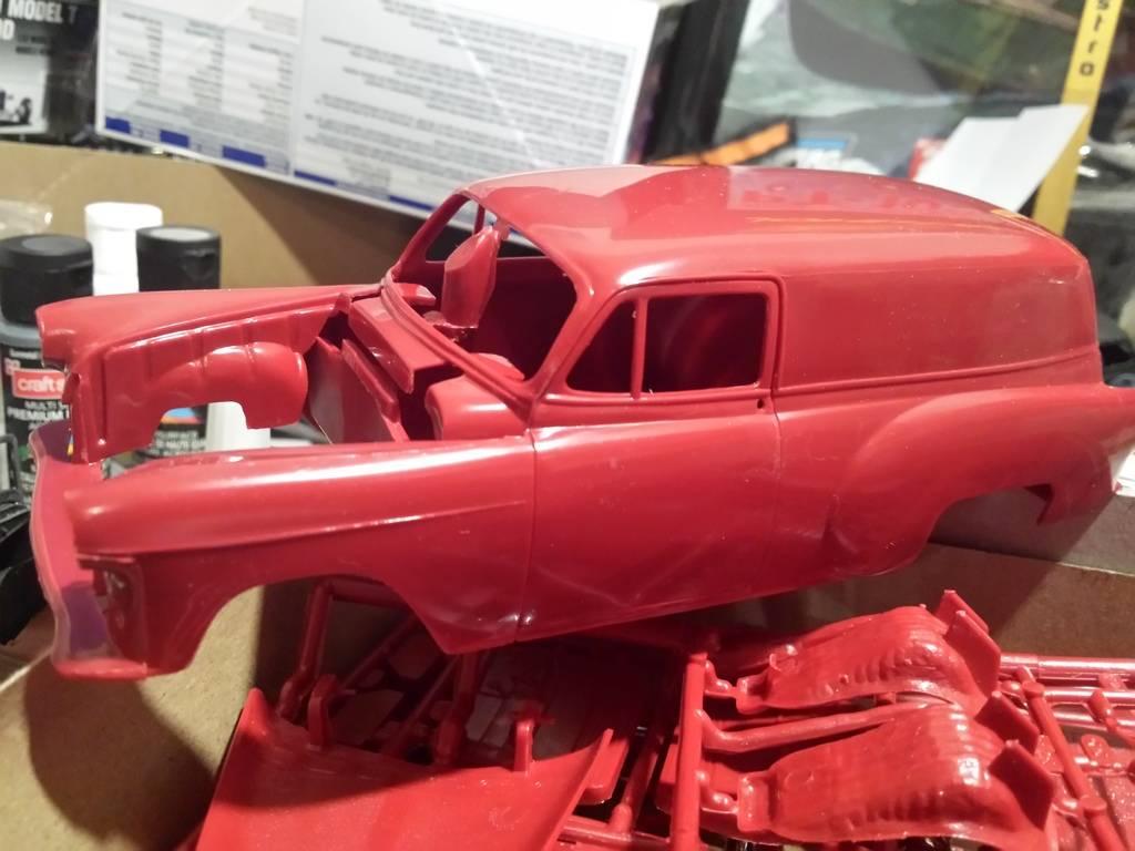 '54 Chevy Panel truck 20160731_164214
