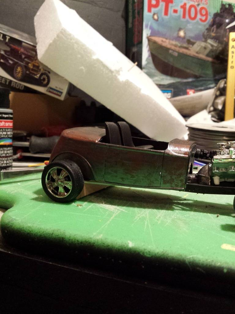 Custom Rat Rod 20160530_221848