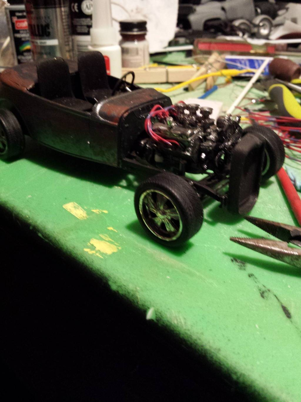 Custom Rat Rod 20160617_215435