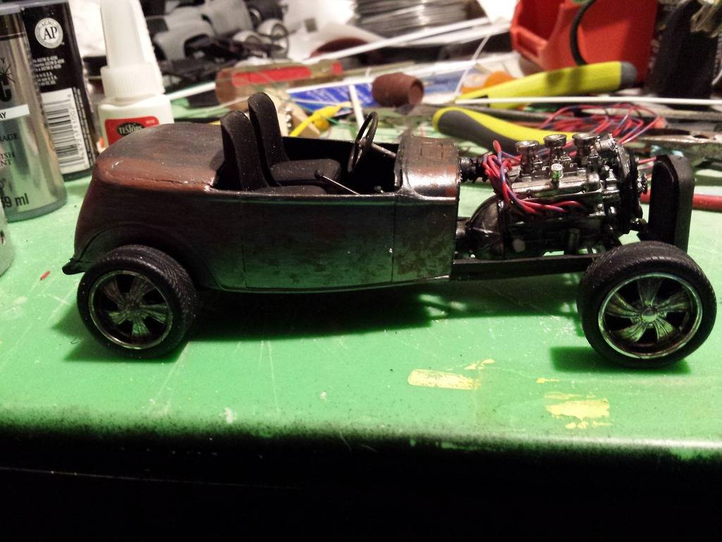 Custom Rat Rod 20160617_215500