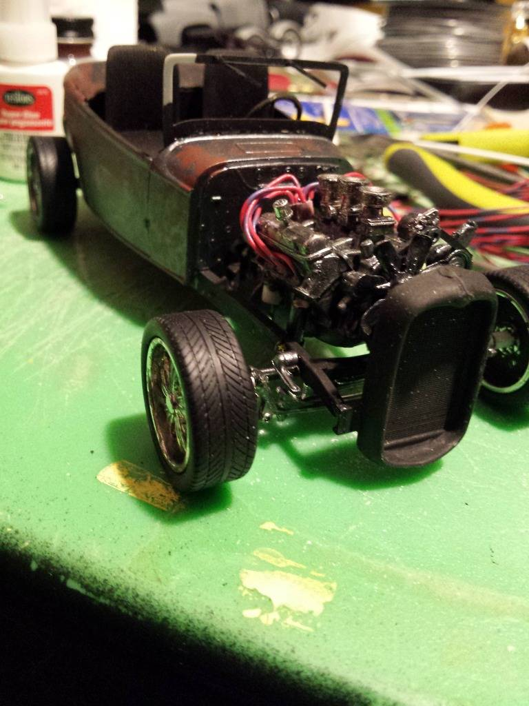 Custom Rat Rod 20160617_215823