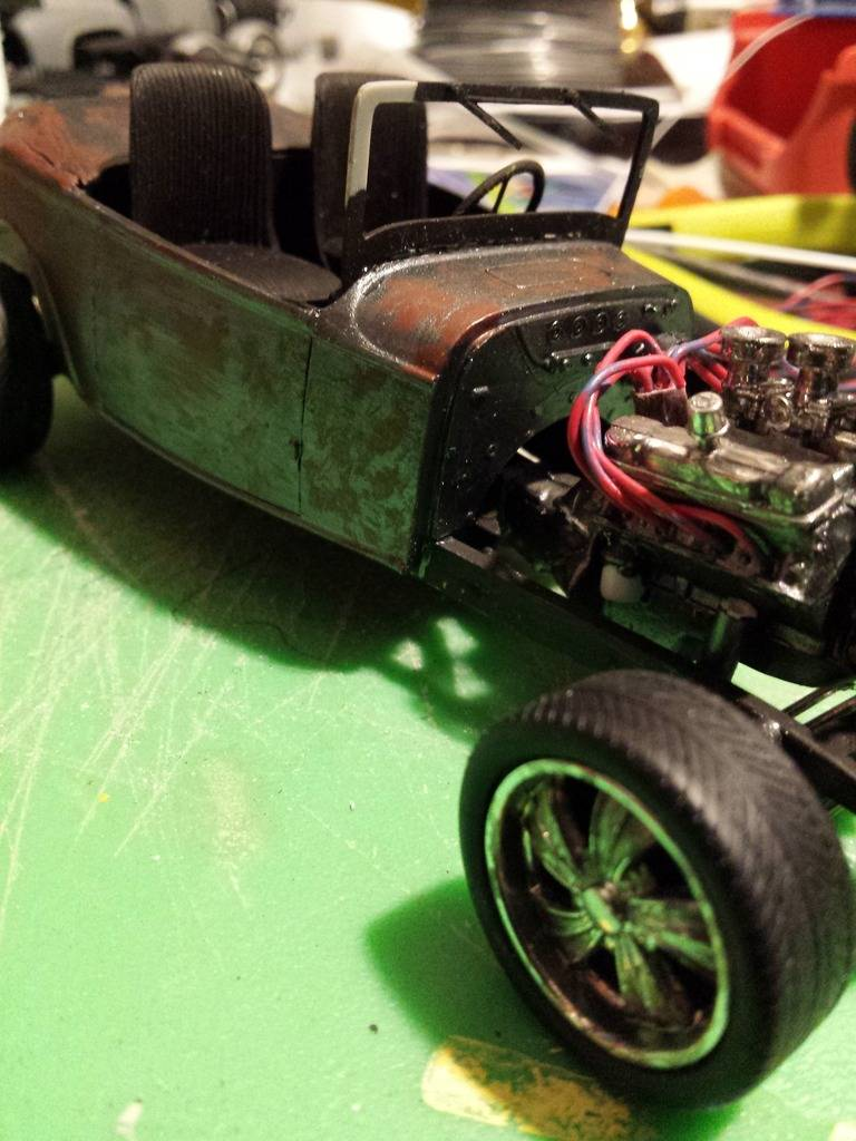 Custom Rat Rod 20160617_215849