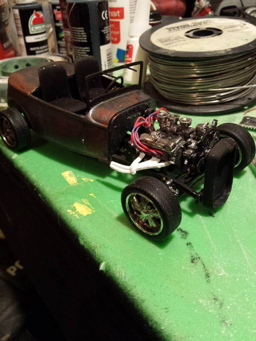 Custom Rat Rod 20160621_210724