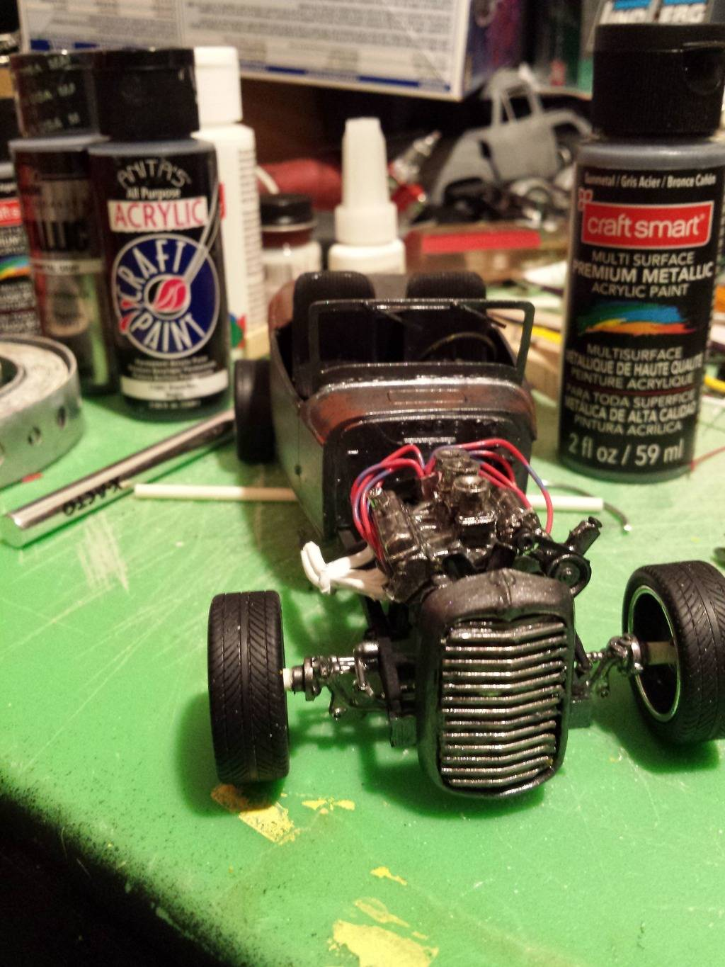 Custom Rat Rod 20160621_213303
